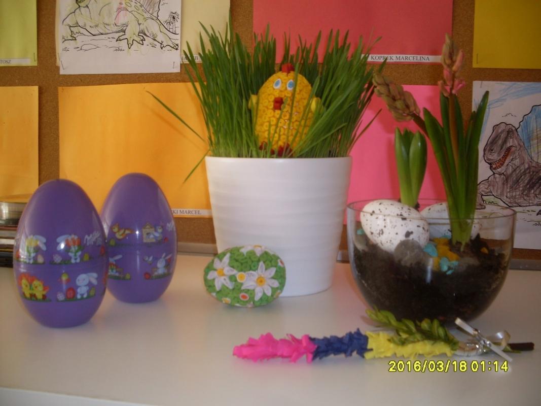 Dekoracje Wielkanocne Przedszkole Samorządowe Nr 24 Im